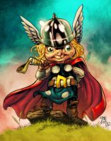 Thor by IwanNazif by artmunki