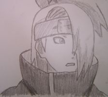 Deidara + ...? by xxSummernights