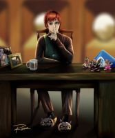 Gaara s little secret by RamaChan