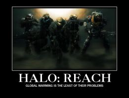 Halo: Reach by jmig3