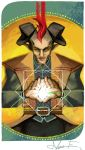 Tibalt's Tarot Card by PictorIocus