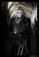 Alucard Symphony of the Night by Lillyxandra