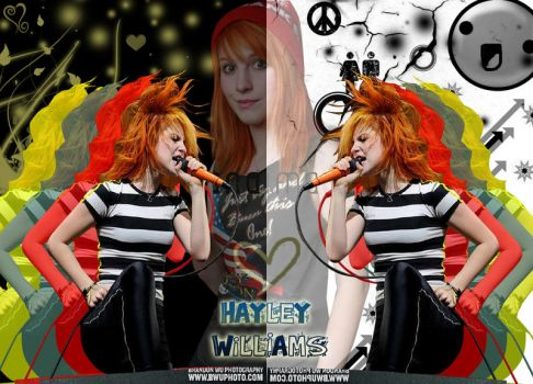 Hayley on Mirror Style by alekzis