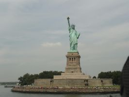 Statue Of Liberty by e1ectricthunder