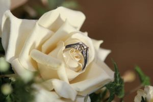 My Ring in My Bouquet by Mhigis