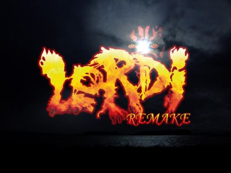 LORDI REMAKE FRONT COVER by Director-DCR