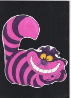 Cheshire Cat by Cloudoholic22