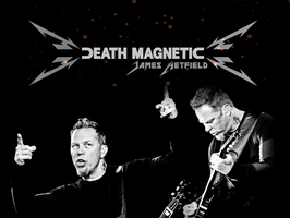 Death Magnetic - w a l l by ladykuolema