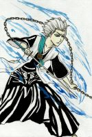 Toshiro by RainyDayCloud