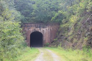 Tunnel 19 01 by Thy-Darkest-Hour