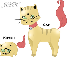 Bell Kingdom Animals- Bell Cats by XombieJunky