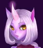 League of Legends Soraka by so-squiggly