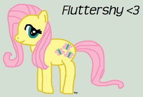 Fail Fluttershy by Ayleia-The-Kitty