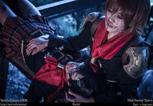 FF Type-0 Aftermath by spooky-epiic