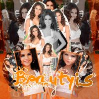 SElena gomez blends 4 by krissslovee