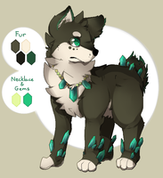 Canine Adopt CLOSED by 3o2