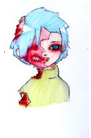 Zombie Child 2 by AiriAvianna