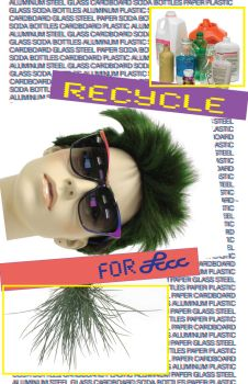 RECYCLE for LCCC (80s Themed) by SongAndSerenity