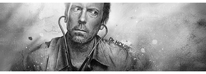 Dr. House by orchidka