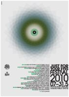 just 4 your eyes, poster by B-positive