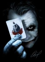 The Joker by Ludwig1300