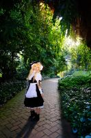 Marisa: Magical Day Moment by zerartul