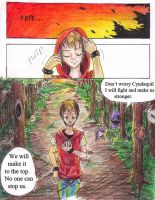pokemon JS preview comic page by Fred-Weasley