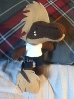 TSDS: Justin #2 Plushie by Plenilunij-Lee