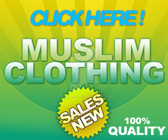Banner Muslim Clothing 2 by carnine9