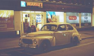 Volvo P544 by ShadowPhotography