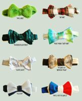 Doctor Who - Bowties by AwesomeTikiWiki