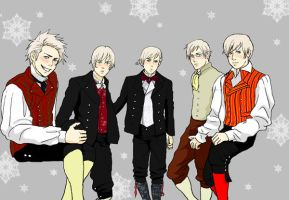 Nordic 5 dressed by Inko-Dokotei