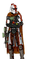 ARC stormtrooper by halonut117