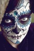 Day of the Dead Shoot by CrystalBroussard