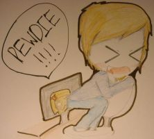 PEWDIE whatya doing~ by huey4ever