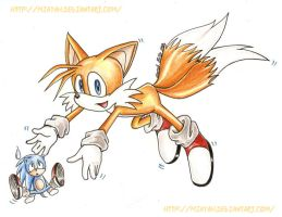 Big Tails by Miayah