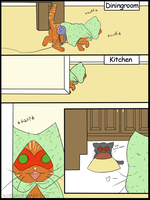 JayRoy Kitten Adventures pg4 by scribbledit
