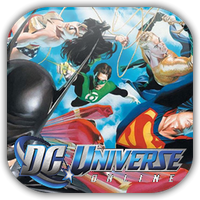 DC Universe Game Icon 2 by Wolfangraul