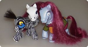 Real Custom Jack And Sally by customlpvalley