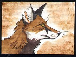 ACEO 33 by BlauKurica