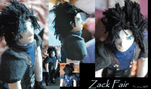 Zack Fair2 by martek97