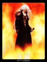 Final Fantasy - Sephiroth by LadyNightVamp