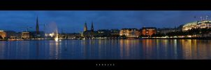 Hamburg by lommo