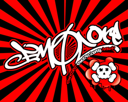 emocOre wallpaper by Tom-911