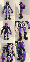 bionicle: Ragno by CASETHEFACE