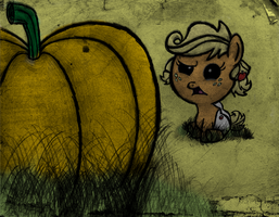 Precious Memories - Applejack by AncientOwl