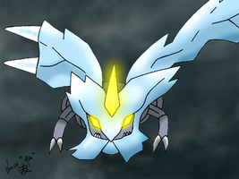 Kyurem - Request by Seiryu6