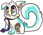 Lil Creature adopt auction 5(open) by Apriifox