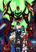 Tengen Toppa Gurren Laggan by Neferity