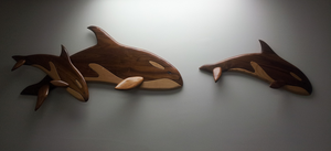 Wooden Orca - Stock 1 by CNLGraphics